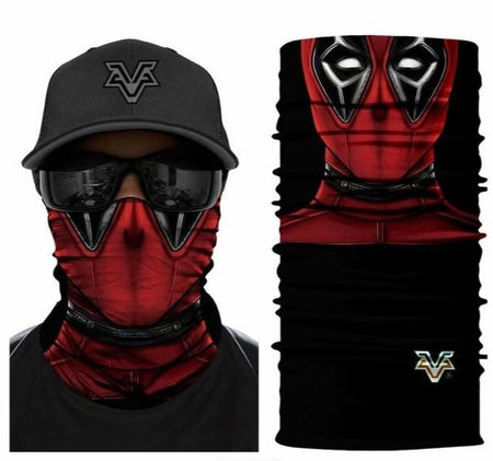 Deadpool Bandana Shield B1116