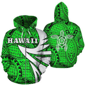 Hawaii Turtle 3D All Over Print | Hoodie | Unisex | Full Size | Adult | Colorful | HT2380