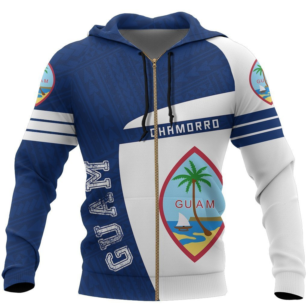 Guam Sport 3D All Over Print | Hoodie | Unisex | Full Size | Adult | Colorful | HT2702