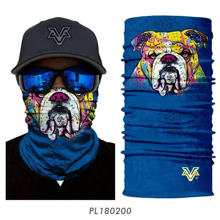 Headband Animal Dog Pet Bandana Shield B1080