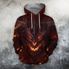 Dragon Skull 3D All Over Print | Hoodie | Unisex | Full Size | Adult | Colorful | TM1265