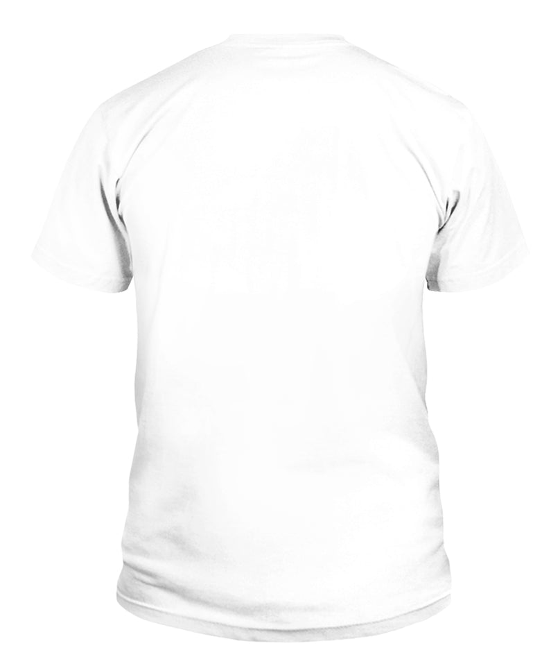In October We Wear T Shirt Unisex T Shirt | Full Size | Adult | White | K2124