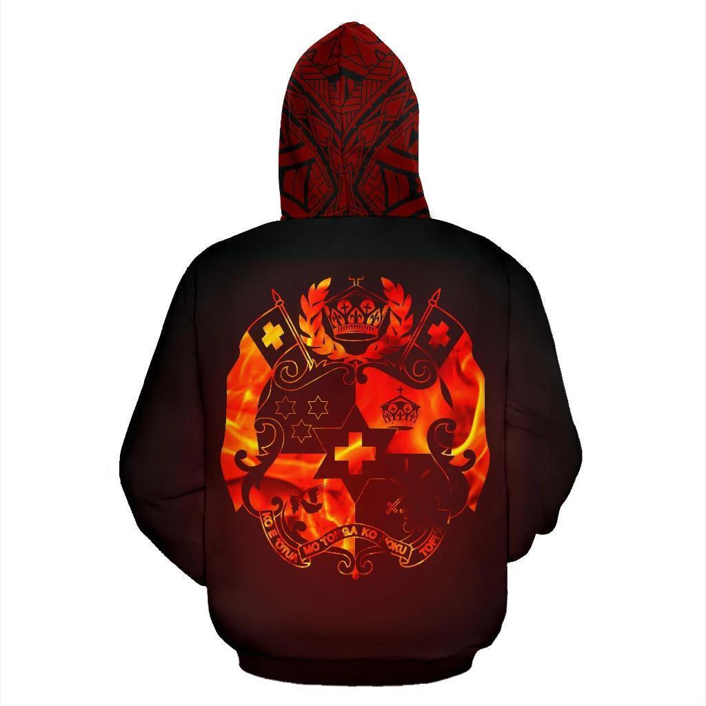 Tonga 3D All Over Print | Hoodie | Unisex | Full Size | Adult | Colorful | HT2808