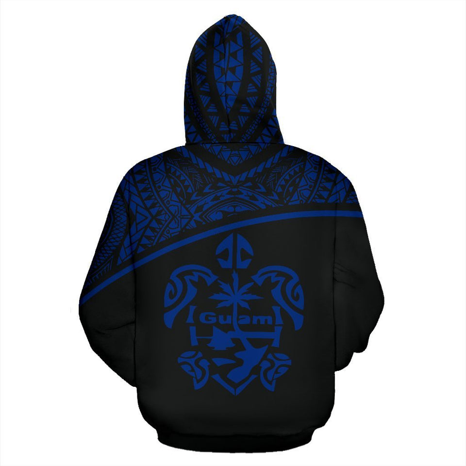 Guam 3D All Over Print | Hoodie | Unisex | Full Size | Adult | Colorful |HT2724