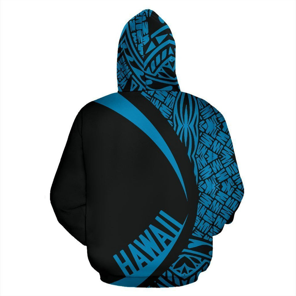 Hawaii Polynesian 3D All Over Print | Hoodie | Unisex | Full Size | Adult | Colorful | HT2394