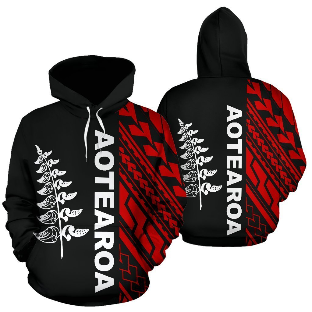 Maori Aotearoa 3D All Over Print | Hoodie | Unisex | Full Size | Adult | Colorful | HT2785