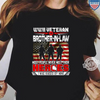 WWII Veteran Unisex T Shirt | Full Size | Adult | Black | K1947