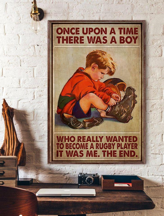 Upon A Time Edge-to-edge Printed Poster | 200 GSM Paper | 11x17 inch | 16x24 inch | 24x36 inch | Colorful |  P1298