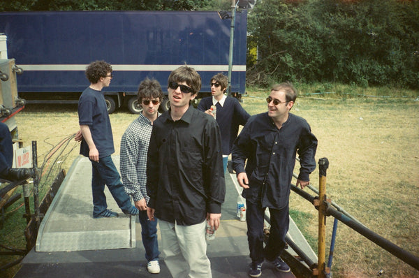 Oasis Glastonbury 1994