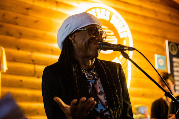 Nile Rodgers at Kendal Calling Secret Set