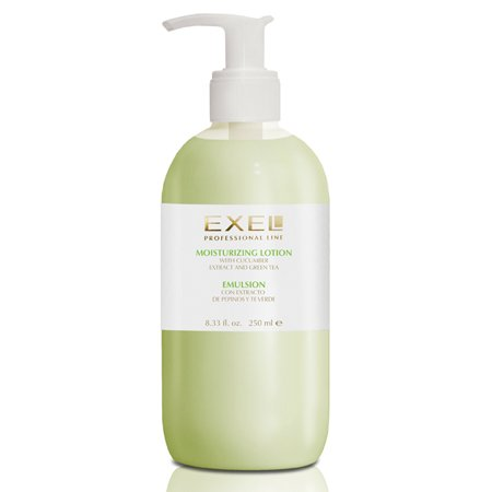 Moisturising Lotion with Cucumber and Green Tea