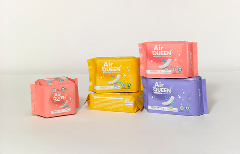 Air Queen Breathable Pads