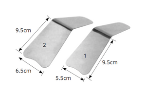 Stainless Steel Photographic Mirrors