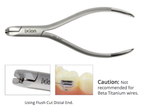 Ixion Flush Cut Distal End Cutter
