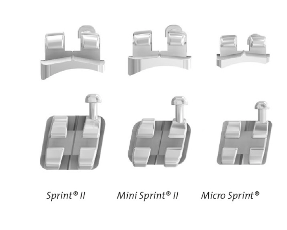 Mini-Sprint Brackets
