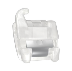 QuicKlear Ceramic Self-Ligating Brackets