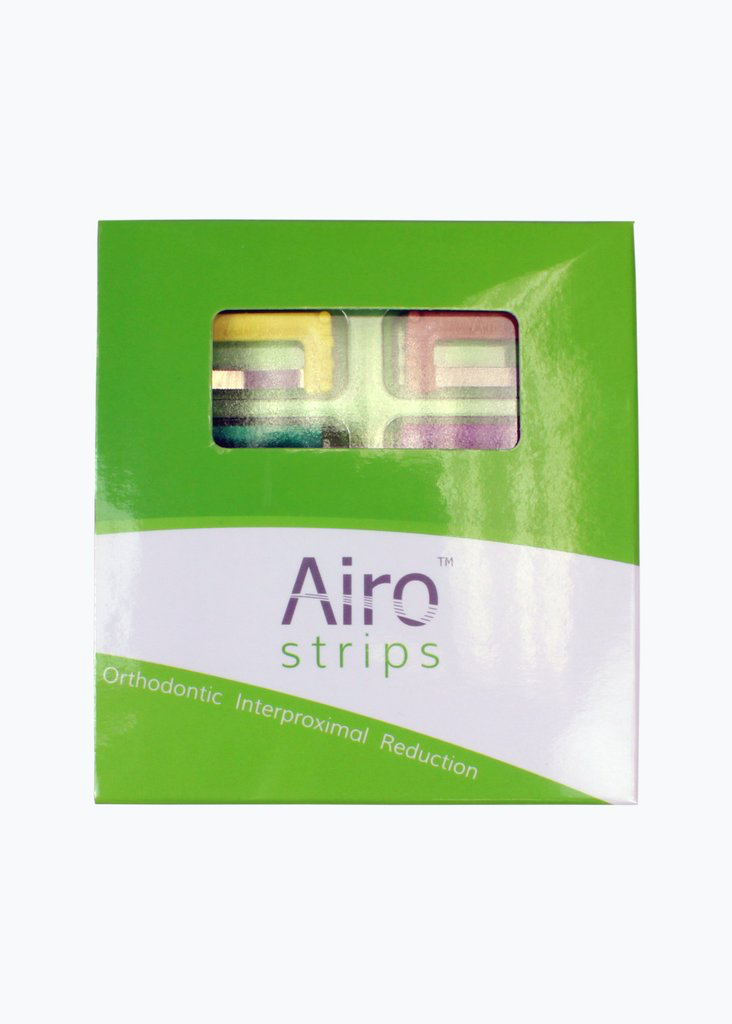 Interproximal Reduction Airo Strips