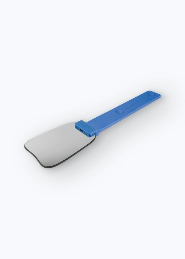Silcone Coated Mirror Handle