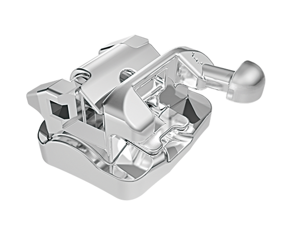 BioQuick Self-ligating Brackets