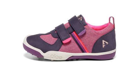 Plae Charlie Waterproof Shoe Mystic Berry