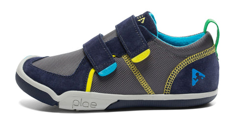 Plae Ty Shoe Navy/Steel