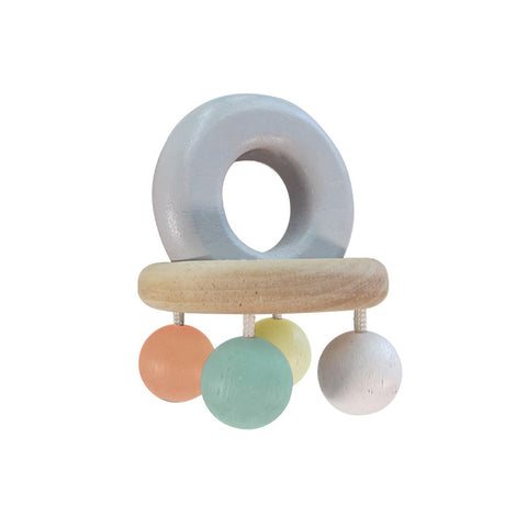 Plan Toys Bell Rattle Pastel