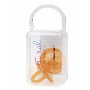 Natural Rubber Soothers Soother Round Twin Pack
