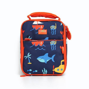 Penny Scallan Bento Cooler Bag Anchors Away