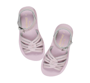 Is your baby ready for the cuteness of their very first pair of sandals? Sun-San Strap Wees are just the thing: a sweet little starter sandal with a comfy cushioned sole. Available only in our smallest sizes, they are pretty, lightweight and look totally adorable. Best for toddlers and infants.
