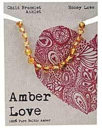 Amber Love produce 100% pure genuine baltic amber necklaces and bracelets. They guarantee that their products are made from only the finest quality amber.