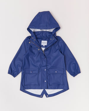 Rainkoat Explorer Jacket Ink Navy