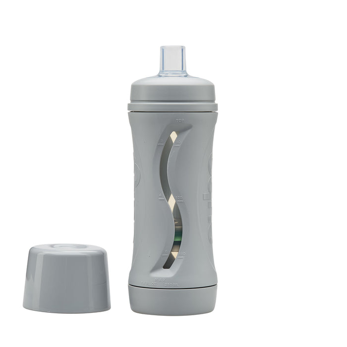 Subo Products The Food Bottle Grey