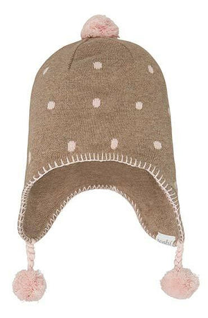 Toshi Organic Earmuff Beanie Magic Cocoa