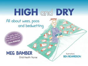 Meg Bamber has worked for over 30 years as a Child Health Nurse in Tasmania and in the 'Wetaway' team for children aged 5-18 years who are bedwetting and want to be dry at night. Meg's experience and affirmative care comes to the fore in this easy-to-read guide, which is full of helpful tips and encouragement.