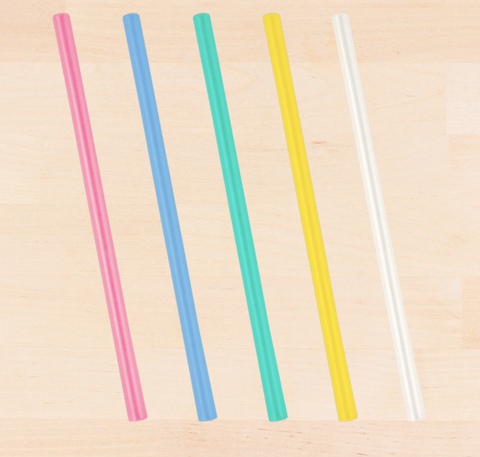 Re-Play Silicone Straw