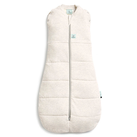 ergoPouch Cocoon Swaddle Bag 2.5 TOG Grey Marle