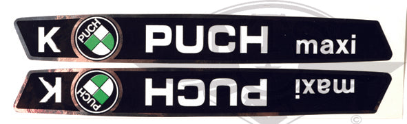 Puch Maxi tankstickers