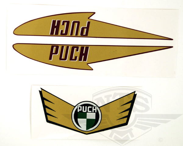 Puch MS50 VS50 stickerset