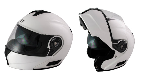 helm systeem XS 53/54 wit lem openit