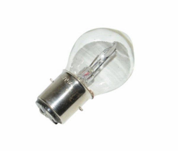 lamp BA20D, 12 volt 45/45W duplo lamp, 20 mm fitting