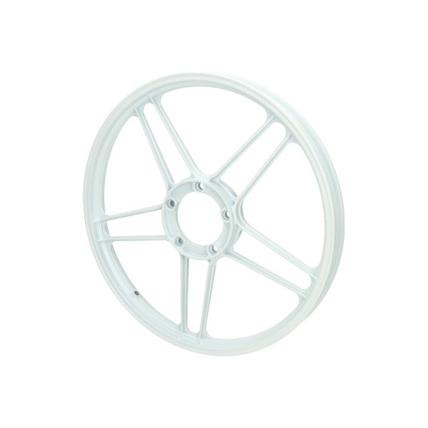 puch maxi wiel ster maxi 17 inch wit voor/achter