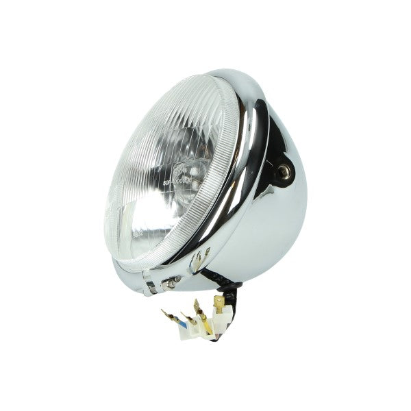 tomos koplamp rev/you chroom orig 232720
