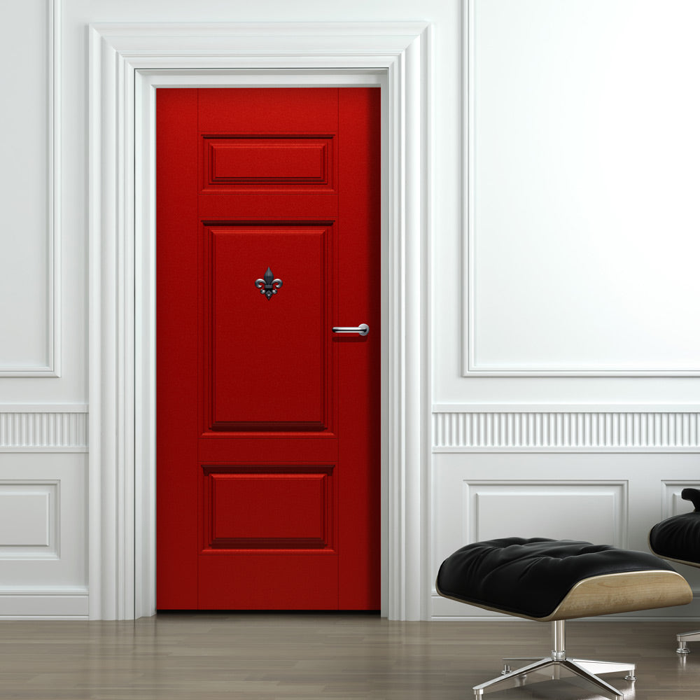 Red Door Wallpaper