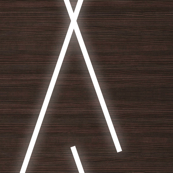 Modern Abstract lines Door Wallpaper - DoorTouch