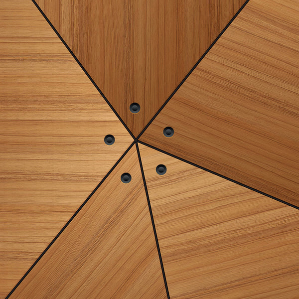 CocoBolo door design close up