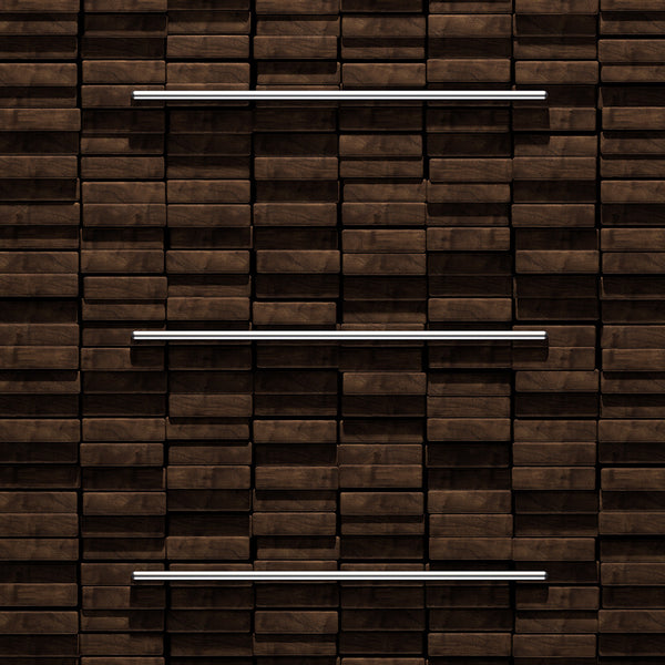 Modern wood Texture - Door Wallpaper
