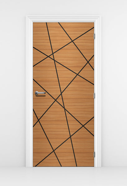 CocoBolo Cherry Birds Nest Door Mural - Door Wallpaper | DoorTouch