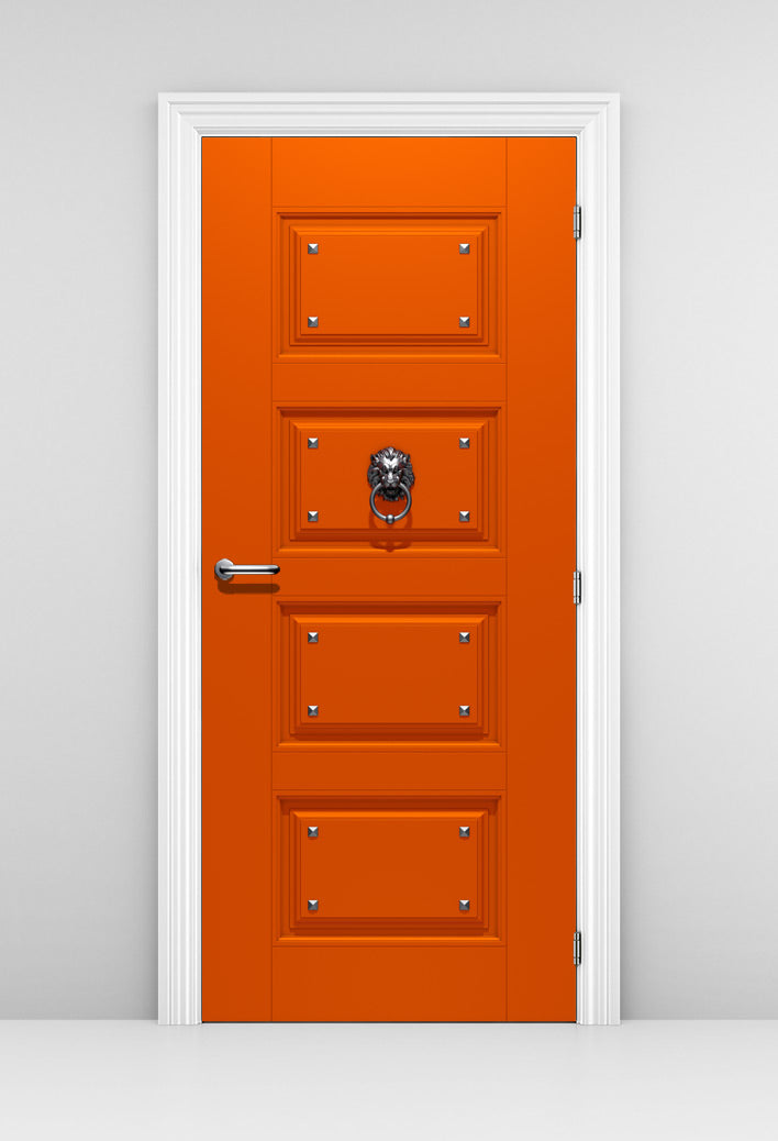 Walk In Closet Door Wallpaper - DoorTouch