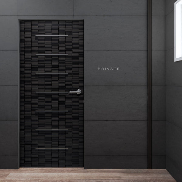Private Room Door Wallpaper - Uber Modern Door design