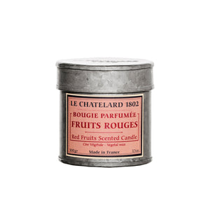 Le Chatelard 1802 Candle - Red Fruits